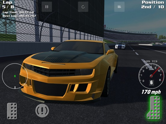 Thunderdome GT Screenshots