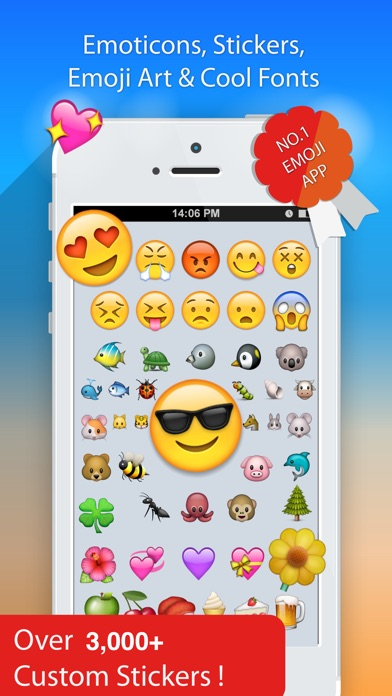 download Emoji Emoticons Text Pic Art & New Stickers 2017 apps 3