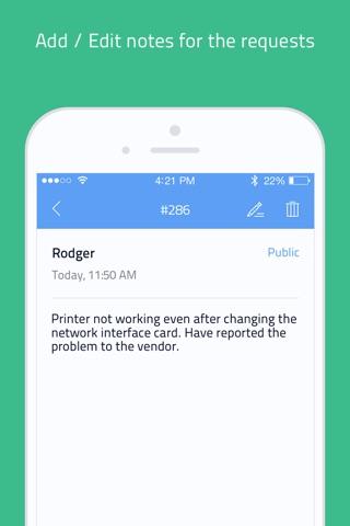 SaaS helpdesk|ServiceDesk Plus screenshot 4