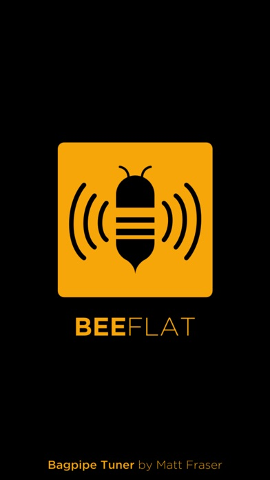 download BeeFlat Bagpipe Tuner appstore review
