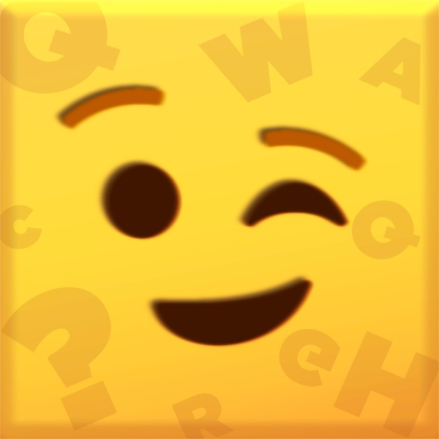 Words To Emojis Trivia Quiz On The App Store