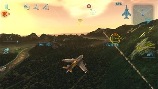 Sky Gamblers: Cold War Screenshots