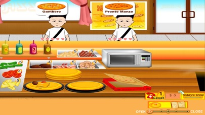 Pizzeria! screenshot 1