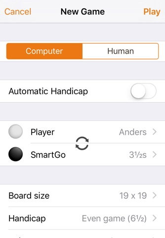 SmartGo Player screenshot 2