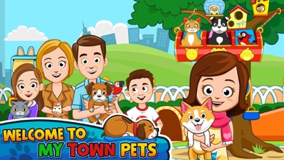 My Town : Pets Screenshot