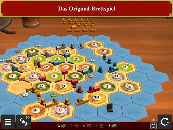 Screenshot 2 Catan Universe