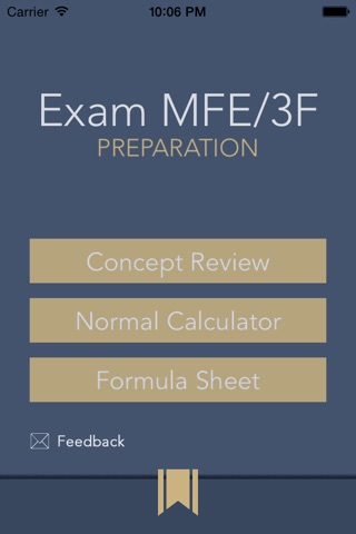 Exam MFE Preparation screenshot 2