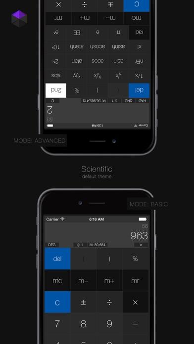 Calculator³ Скриншоты4