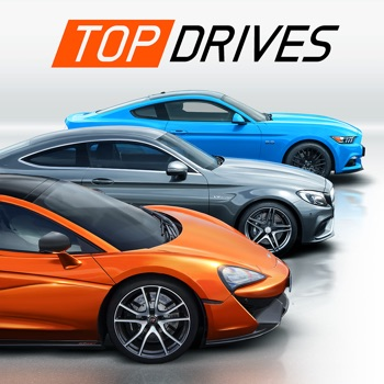 Top Drives app for iphone