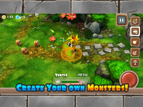 Monster Adventures на iPad