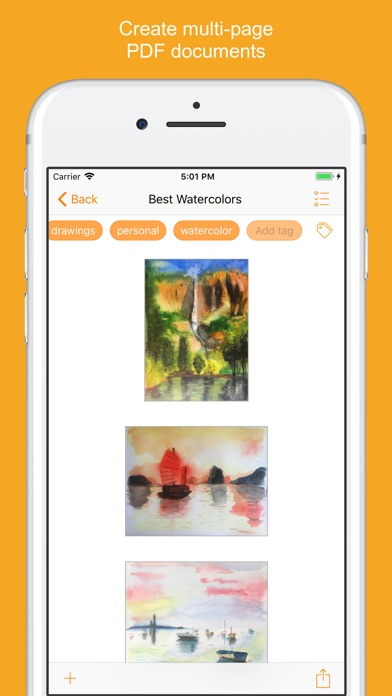 download Genius Scan - PDF Scanner appstore review