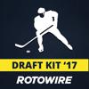 Roto Sports, Inc. - RotoWire Fantasy Hockey Draft Kit 2017 artwork