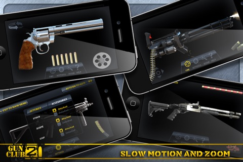 GUN CLUB 2 - Best in Virtual Weaponry screenshot 4