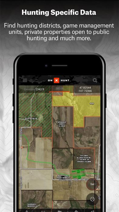 download onX Hunt: #1 GPS Hunting App apps 0