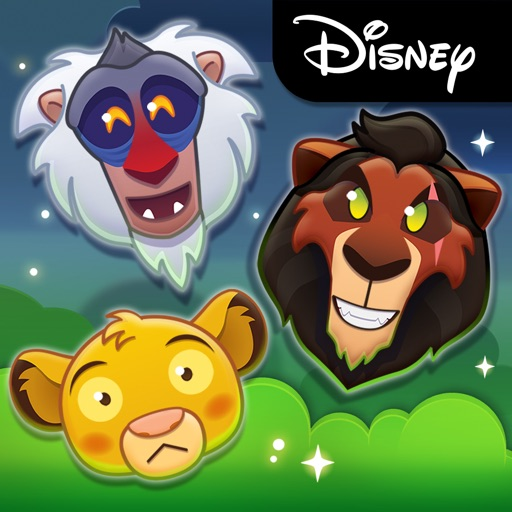 Disney Emoji Blitz – Lion King
