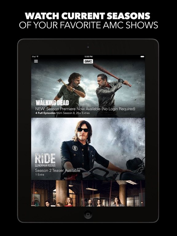 charter tv app for iphone ipad screenshot 1