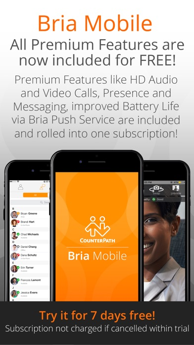download Bria Mobile: VoIP Softphone appstore review