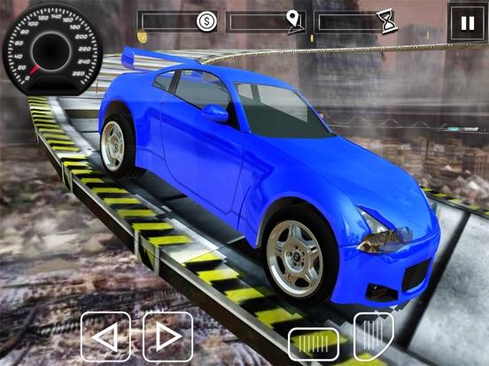Невозможные дорожки Автомобиль на iPad