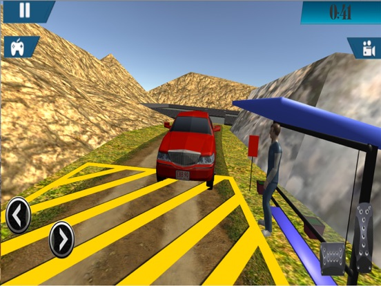 Limo 3d Driving Simulator Скриншоты7
