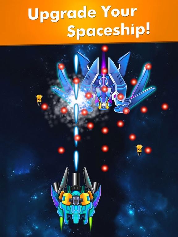 Скачать Galaxy Attack: Alien Shooter