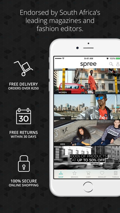 download Spree Fashion Shopping App apps 3