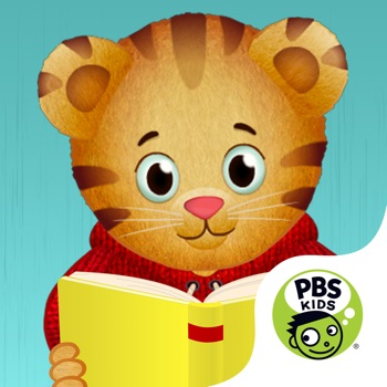 Daniel Tiger's Storybooks app for iphone