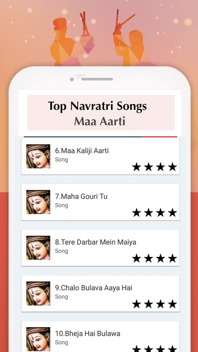 Navratri Garba Songs and Aarti screenshot 2