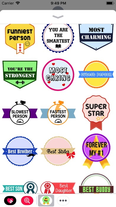 Best Award Badge Stickers App Download Android Apk