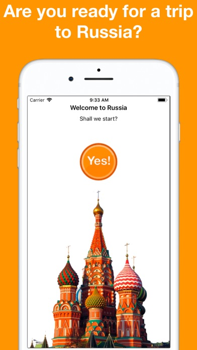 Russian Quest screenshot 1