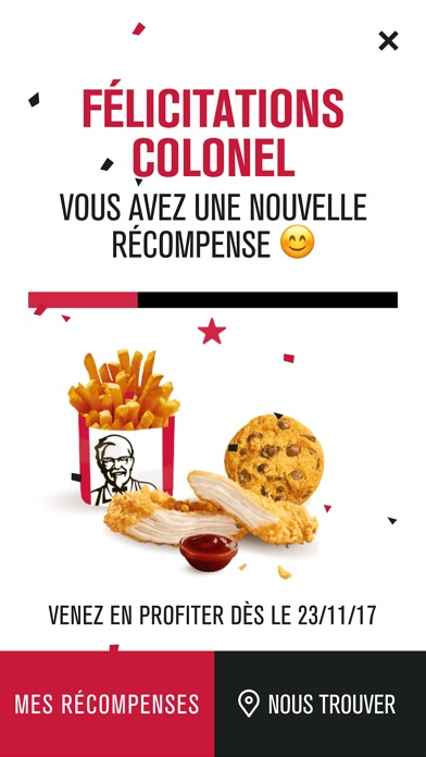 download KFC Fidélité apps 2