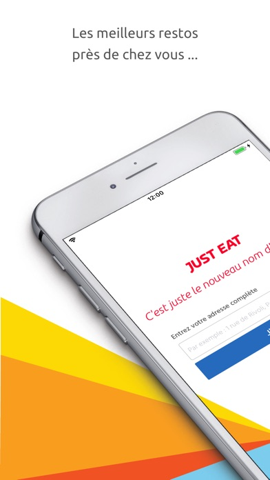 download Just Eat (Allo Resto) apps 4