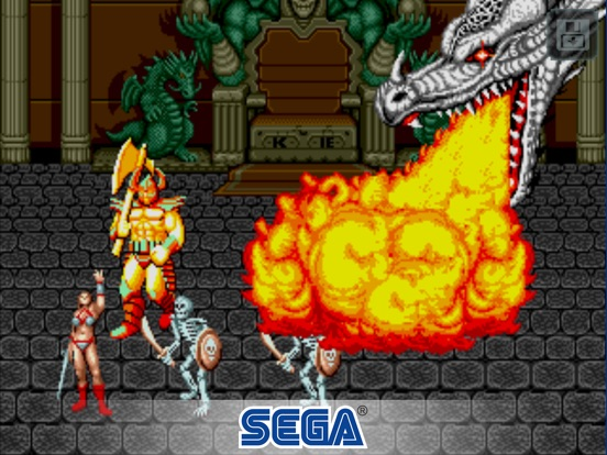 Screenshot #1 for Golden Axe