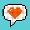 Pixel4u: 数字で色分けする大人の塗り絵
