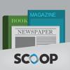 SCOOP - Magz, Book, Newspaper
