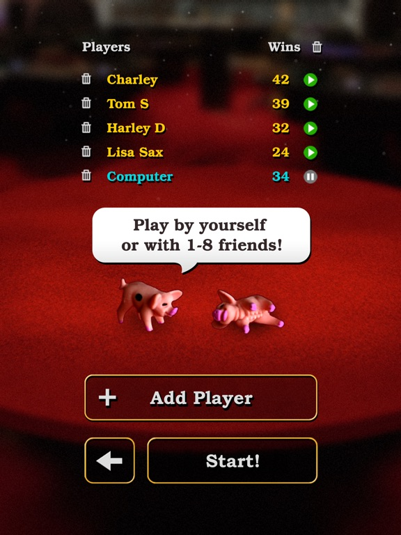 Roll the Pigs Screenshots