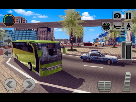 3D Bus Driving Academy Game screenshot 9