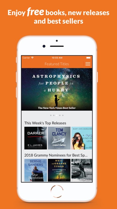Audio Books By Audiobooks On The App Store - 10 best apps people love reading