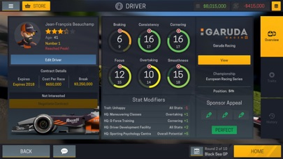 download Motorsport Manager Mobile 2 appstore review
