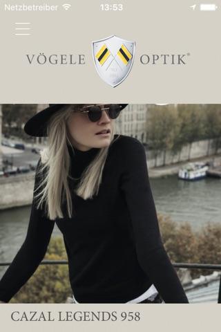 Vögele Optik screenshot 1