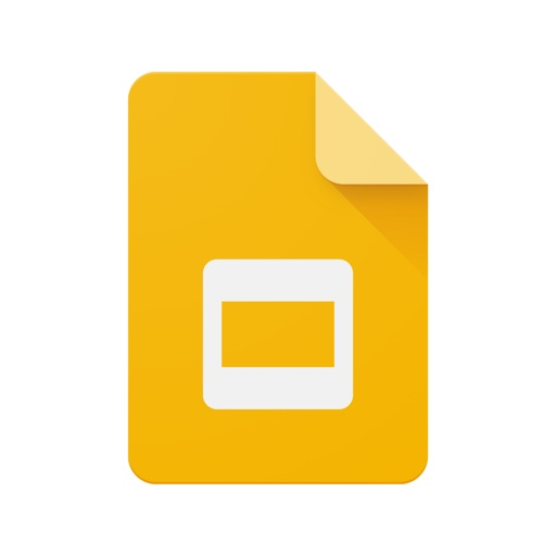 Google Slides app for ipad