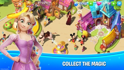 Disney Magic Kingdoms  Screenshot