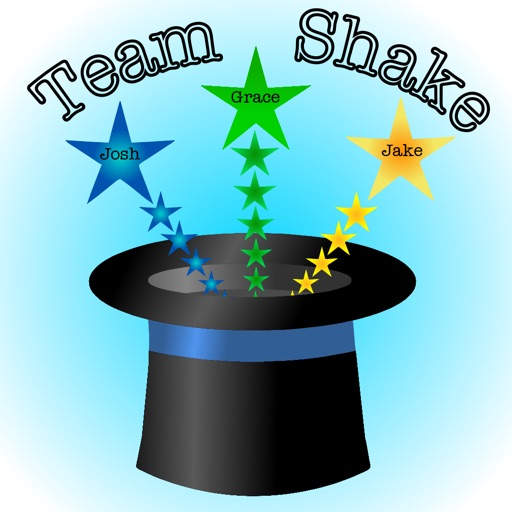 Team Shake app icon图