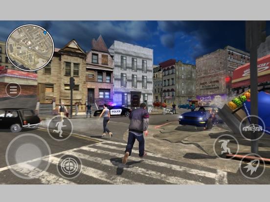 Project Grand Auto Town для iPad