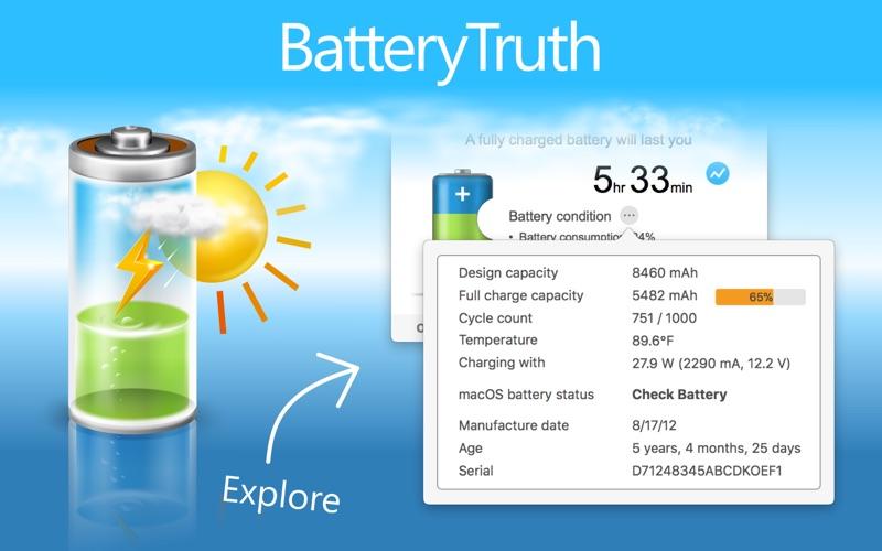 BatteryTruth Screenshot