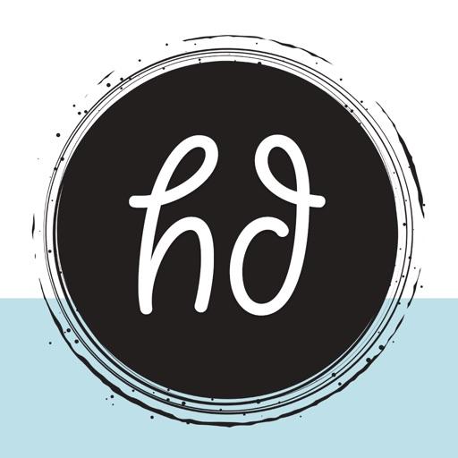 Hand Drawn Logo Design