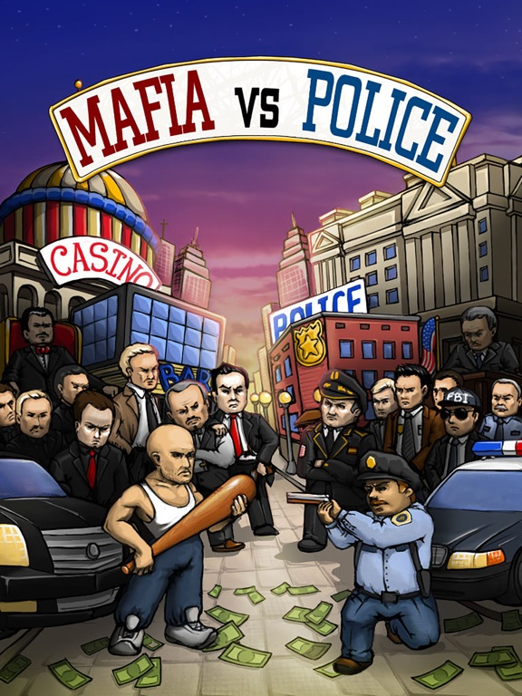 Screenshot #1 for Mafia vs Police Pro
