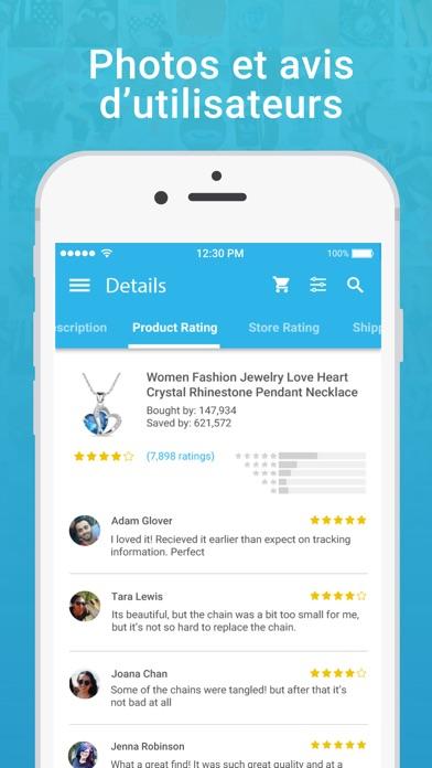 download Wish - Acheter en s'amusant apps 1