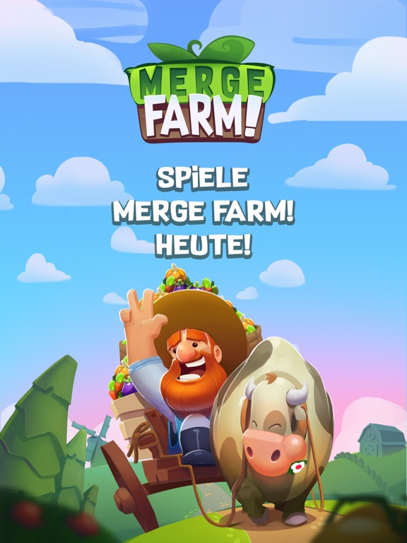 Screenshot 4 Merge Farm!