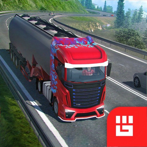 Truck Simulator PRO Europe app for iphone