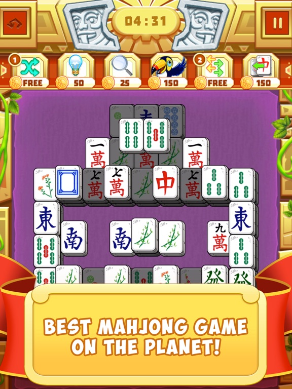 best mahjong game for ipad